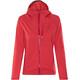 Patagonia Stretch Rainshadow Jas Dames rood